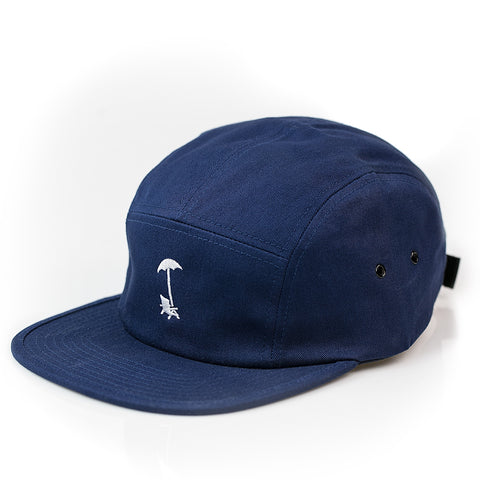 BEACHY 5-PANEL IN NAVY