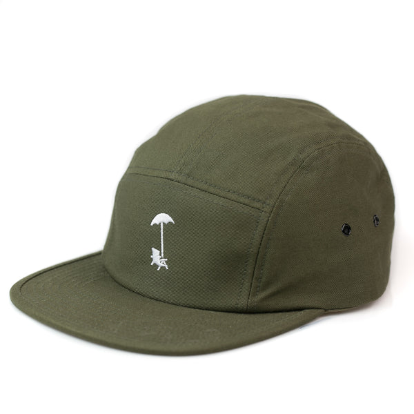 BEACHY 5-PANEL IN OLIVE