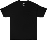 AT LAST LEAGUE TEE IN BLACK