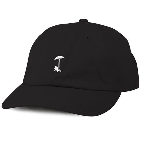 "BLACK ""POLO CAP"""