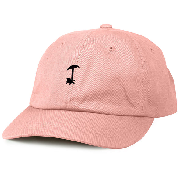 "BLEACHED CORAL ""POLO CAP"""
