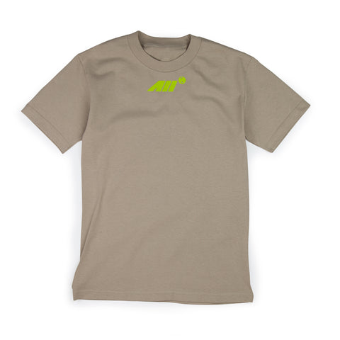 AIRLINE TEE IN SAND (1 LEFT*)