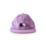 YIN YANG UNSTRUCTURED HAT SAFTEY PLUM (2 LEFT*)