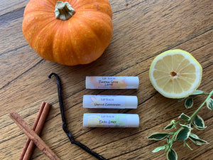 Fall Lip Balm Collection
