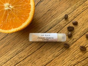 Coffee Lip Balm Collection