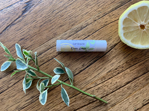Limited Edition Earl Grey Lip Balm