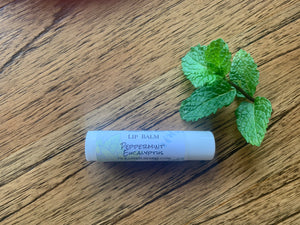 Peppermint Lip Balm Collection