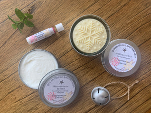 Peppermint Vanilla Gift Set