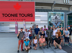 Tour with Terry Fox