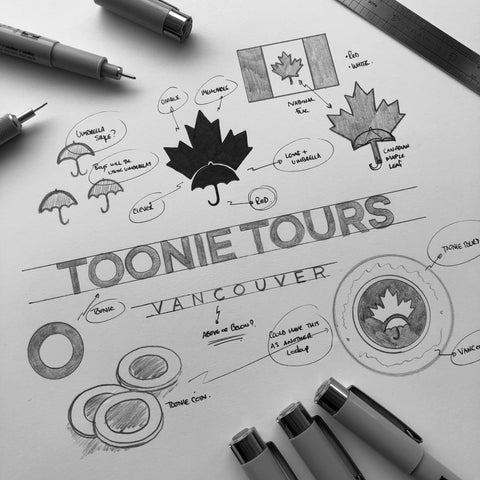About Toonie Tours