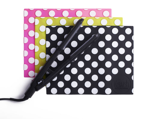 Hot Mat- Polka Dot Collection