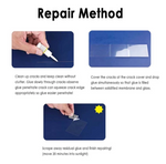 Windshield Repair Formula
