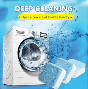 Washing Machine Deep Cleaning Tablets (10 pcs)