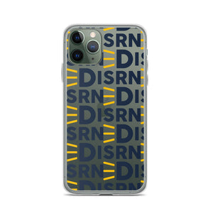 Disrn All Over Print Apple Phone Case