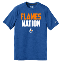 Load image into Gallery viewer, New Era Performance Series Tee (Flames Nation Logo)
