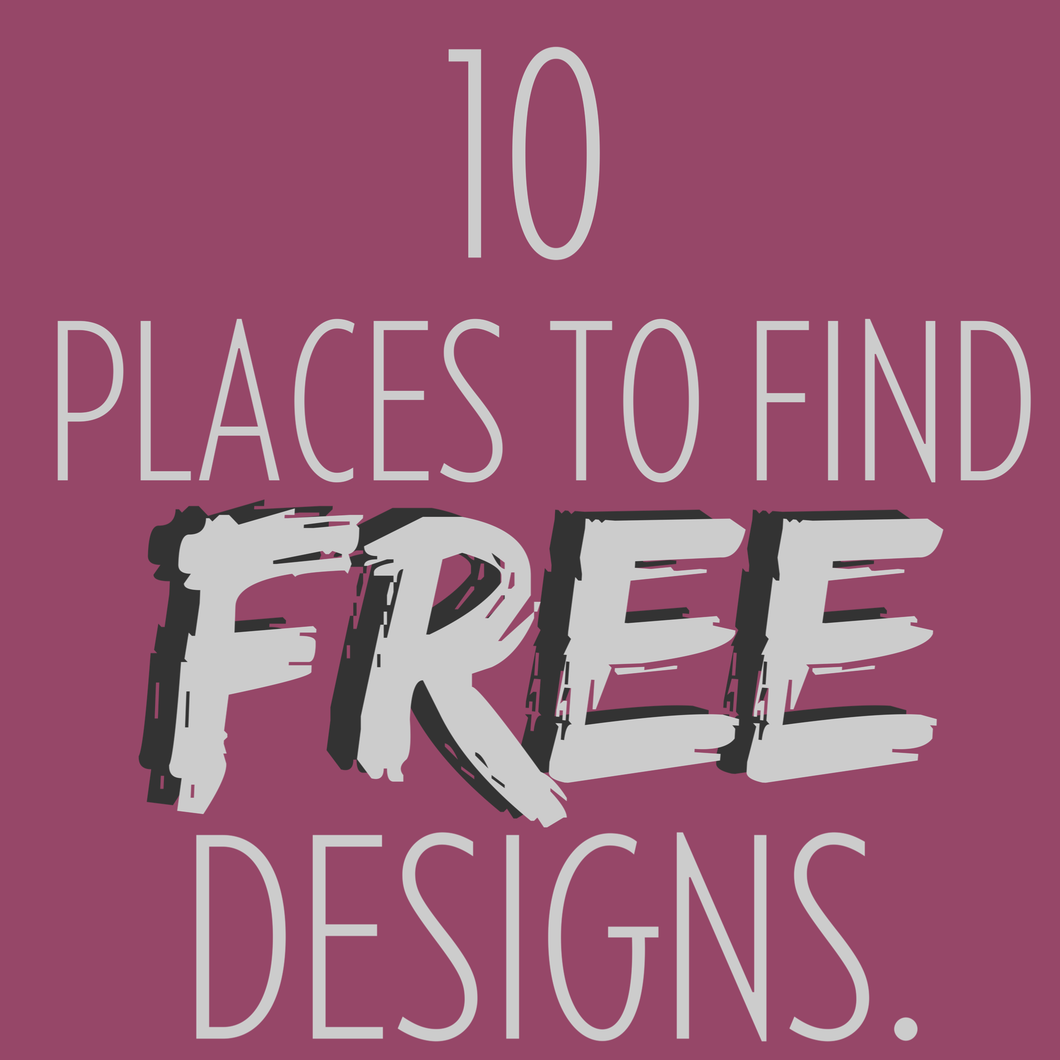 A LIST OF FREE SVG, PNG & SUBLIMATION DESIGNS!
