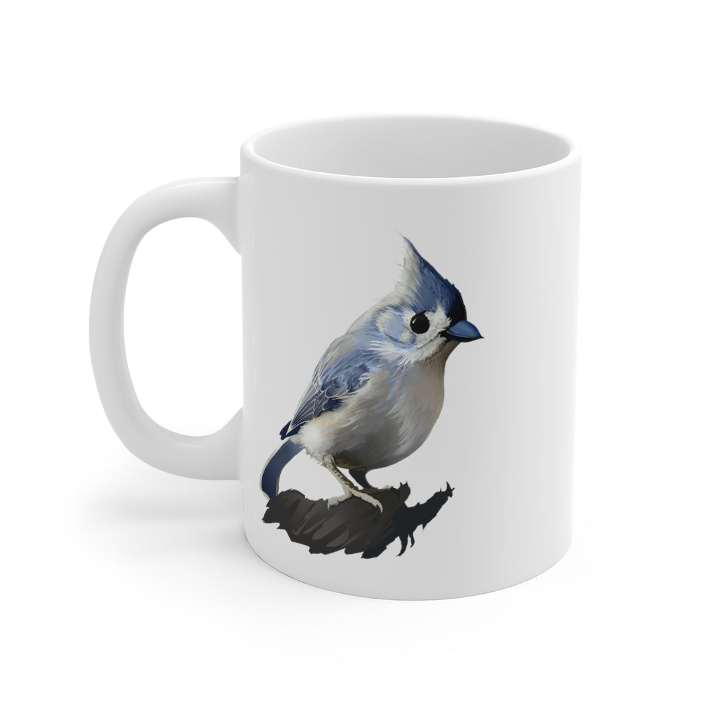 Tufted Titmouse - Mug 11oz