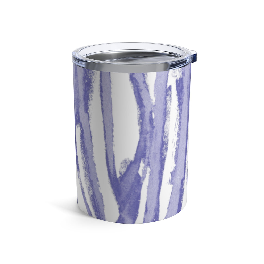 Zebra Stripes - Tumbler 10oz