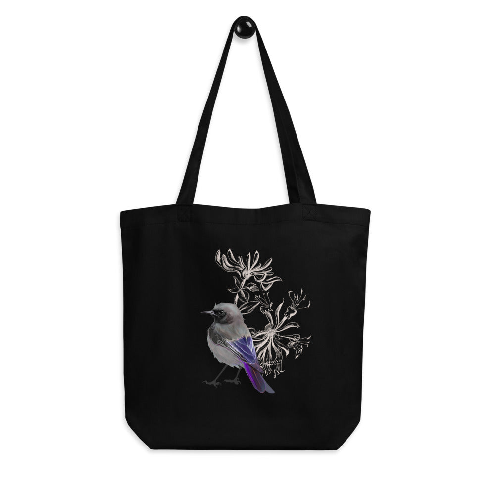 Junco Violet Bird - Eco Tote Bag