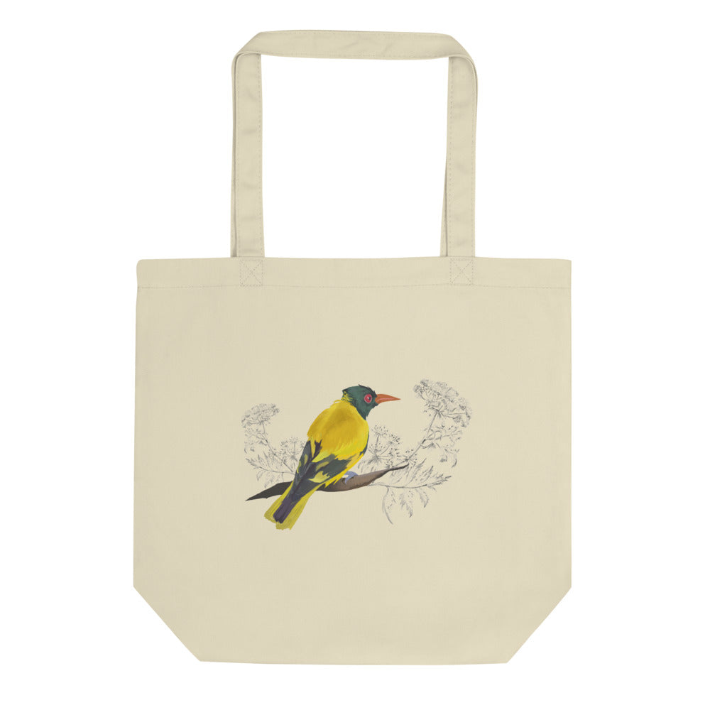 Black Hooded Oriole - Eco Tote Bag