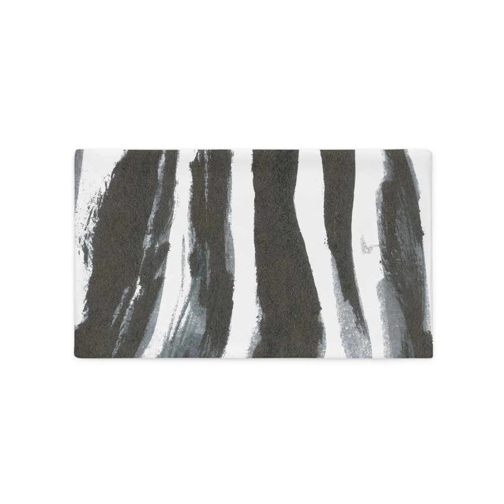 Zebra Stripes - Pillow Case