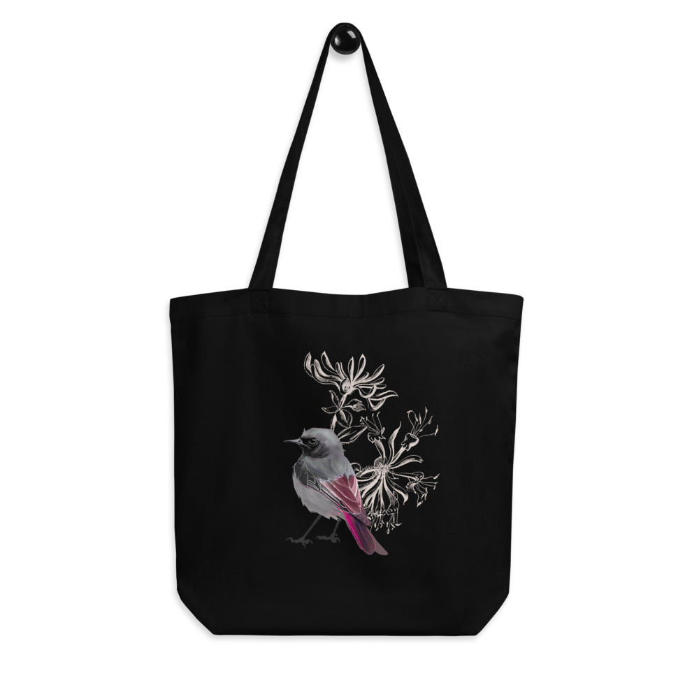 Junco Magenta Bird - Eco Tote Bag