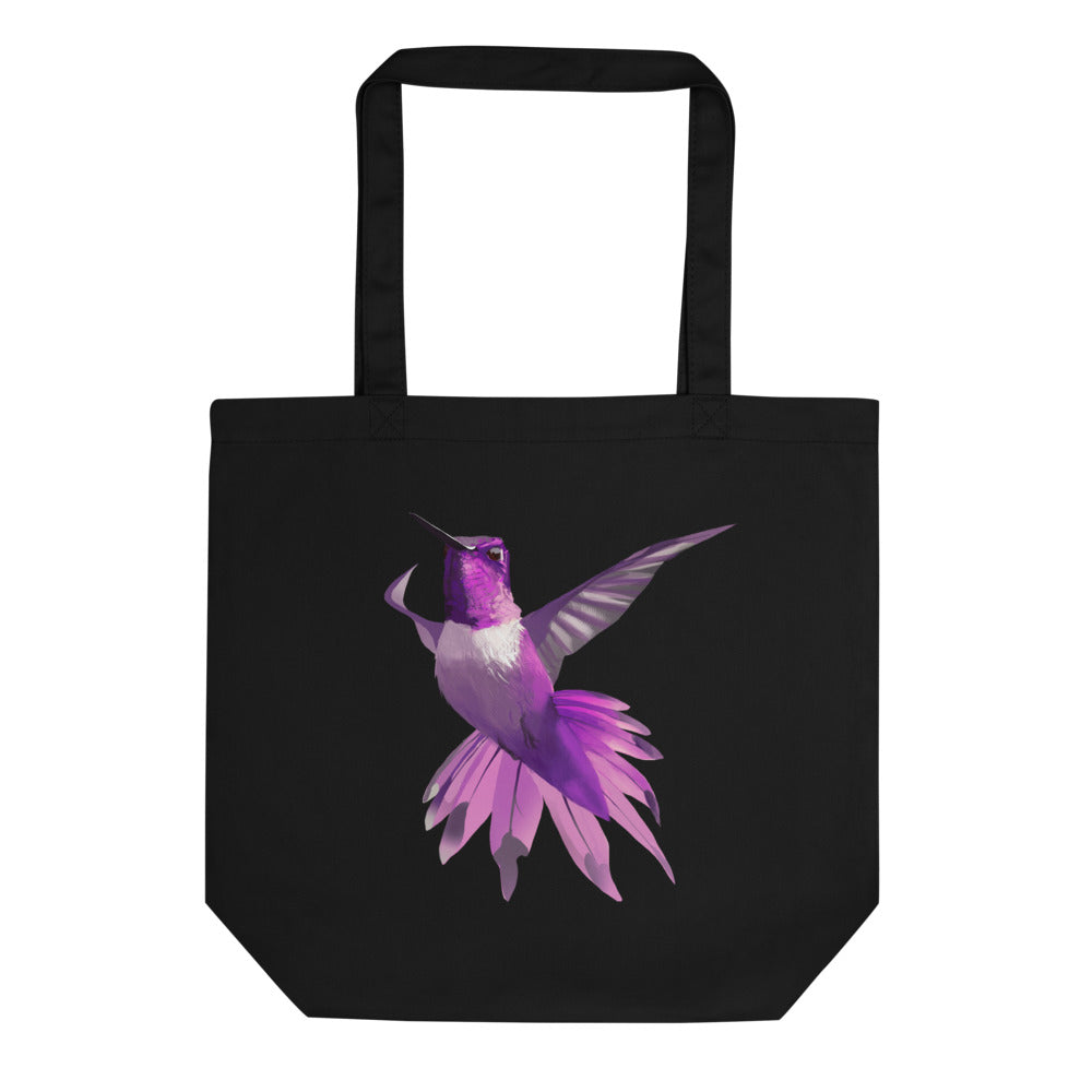 Hummingbird Pink - Eco Tote Bag