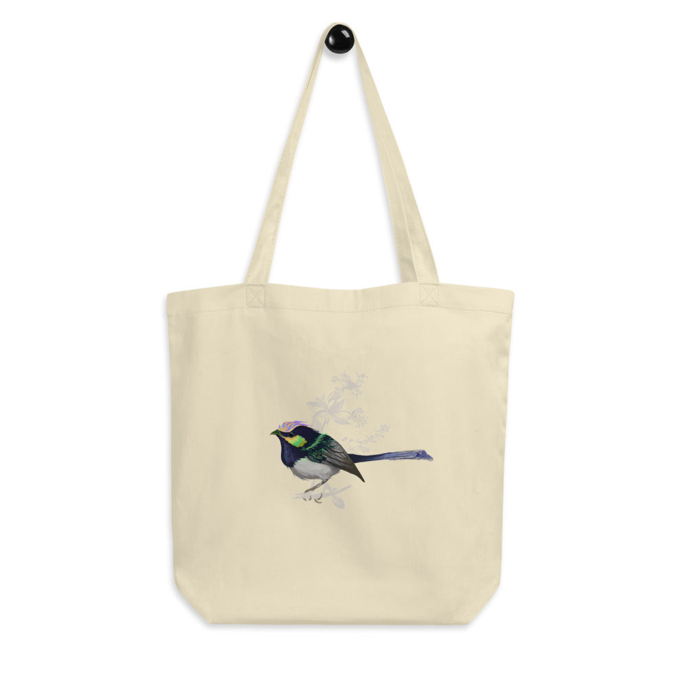 Forest Wren Green Bird - Eco Tote Bag