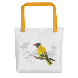 Black Hooded Oriole - Tote Bag