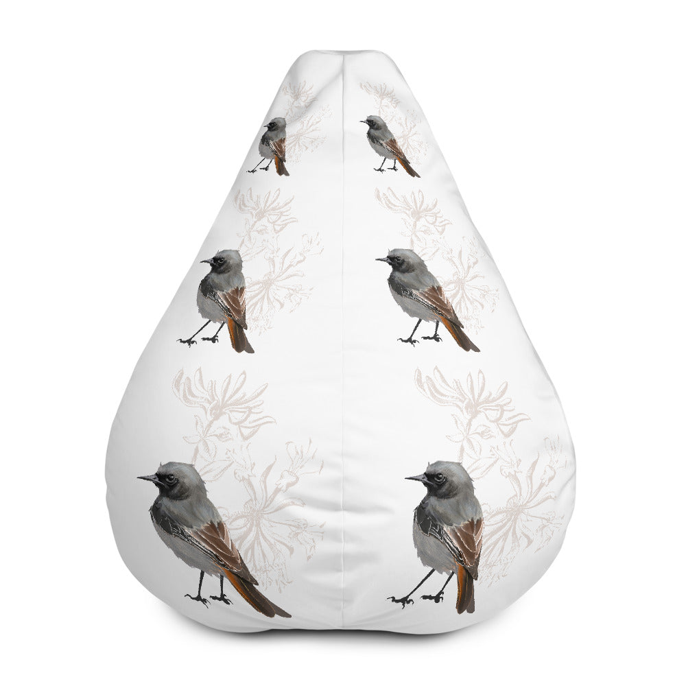 Junco Brown Bird - Bean Bag Chair Cover