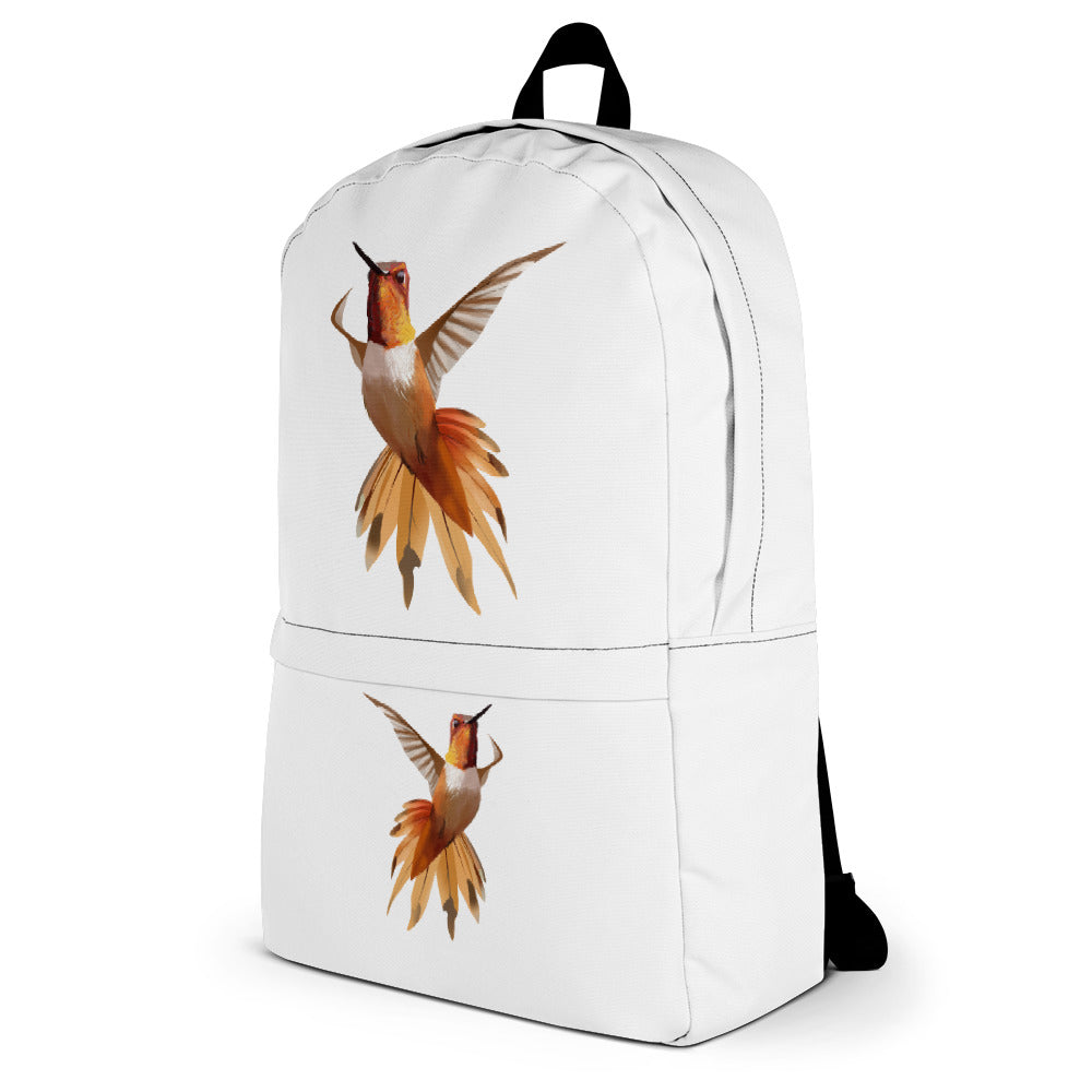 Hummingbird Orange - Backpack