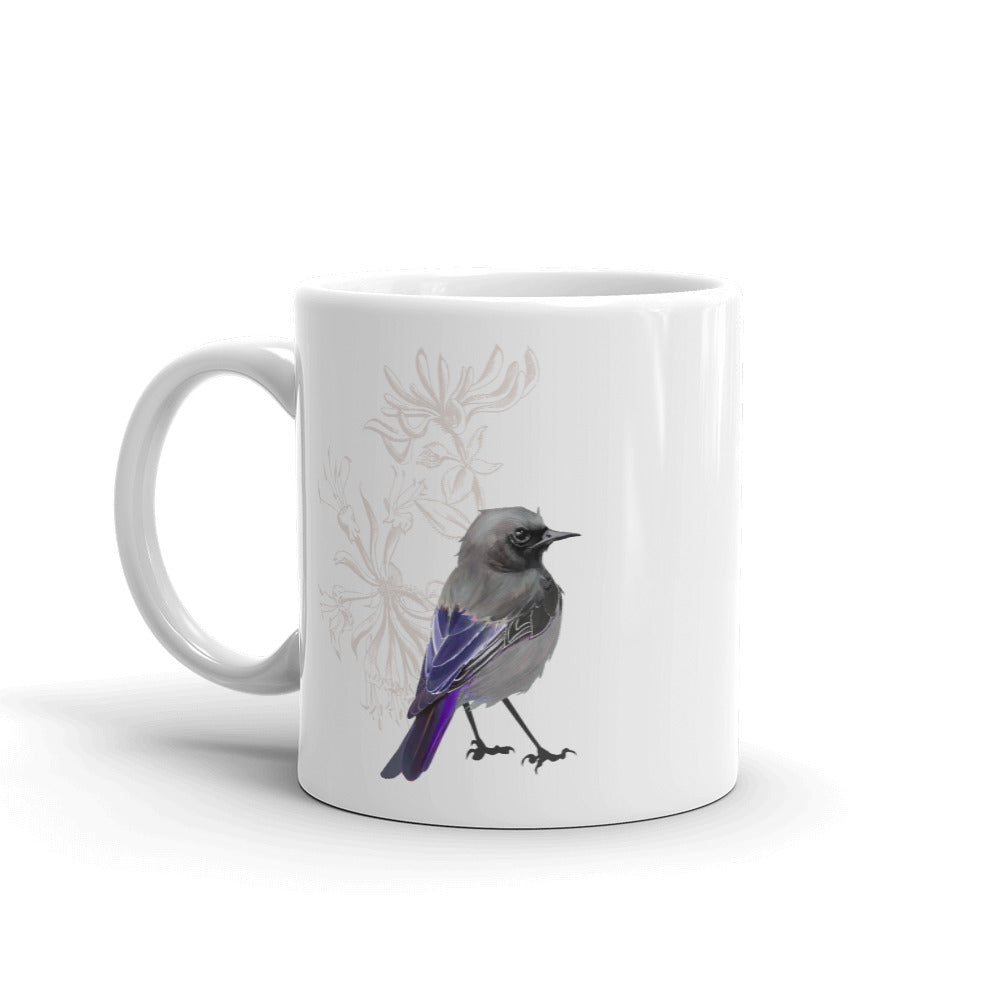 Junco Violet Bird - Mug