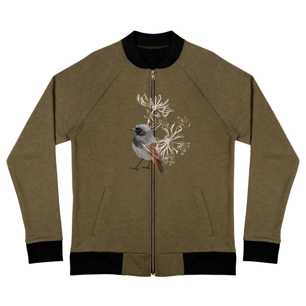 Junco Brown Bird - Bomber Jacket