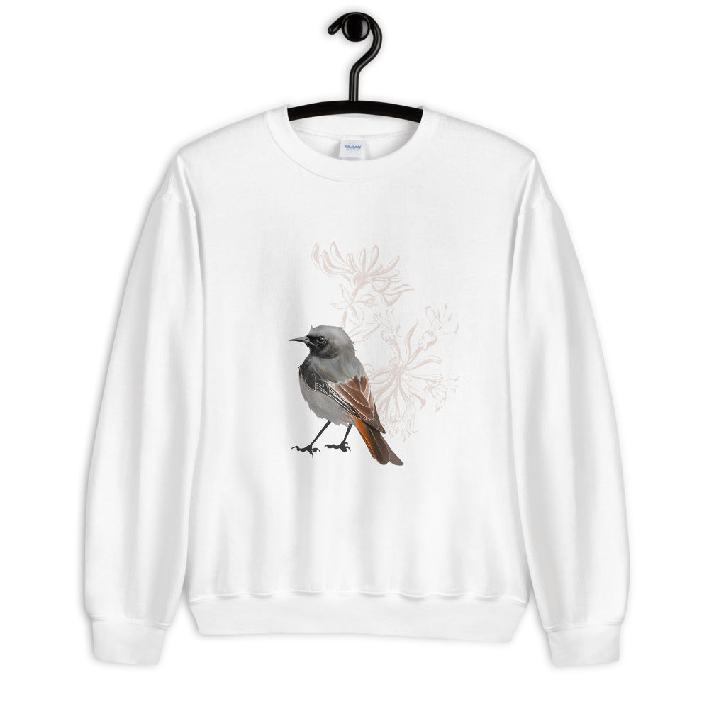 Junco Brown Bird - Unisex Sweatshirt