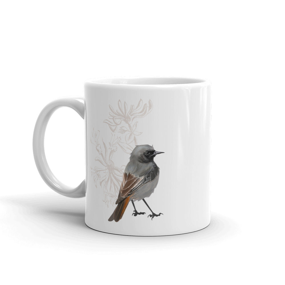 Junco Brown Bird - Mug