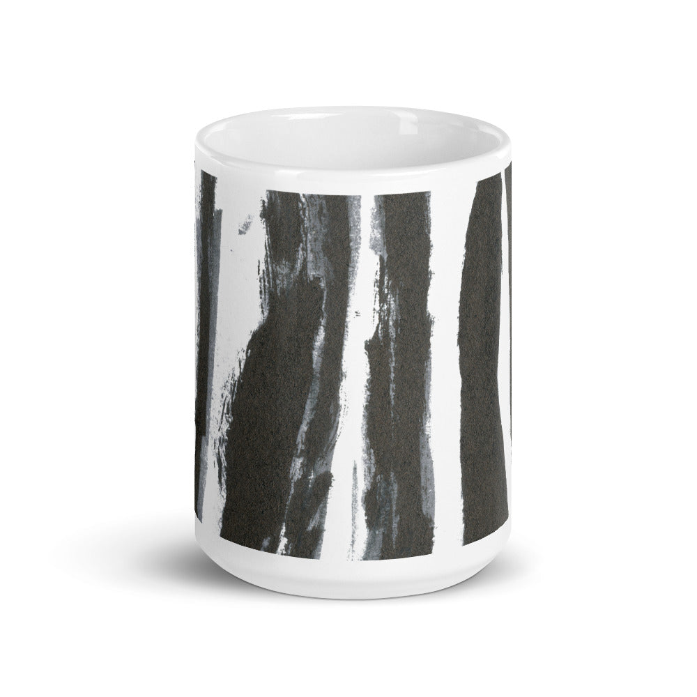 Zebra Stripes - Mug
