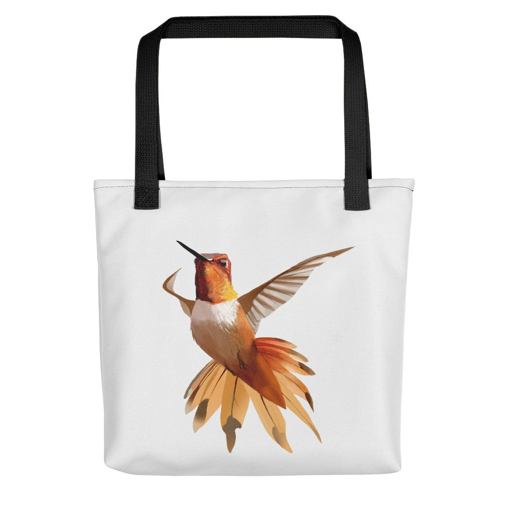 Hummingbird Orange - Tote Bag