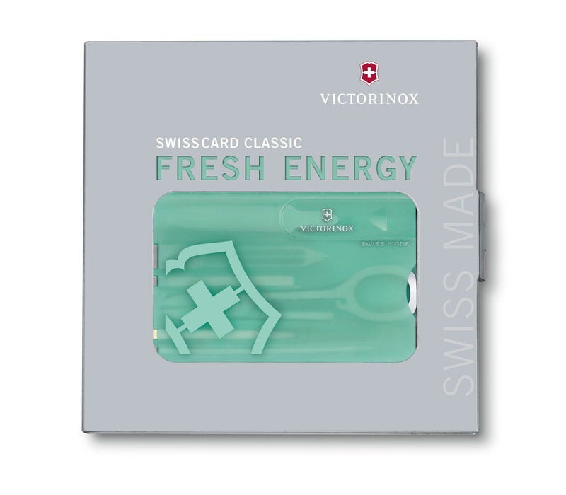 SwissCard Fresh Energy Special Edition 2020