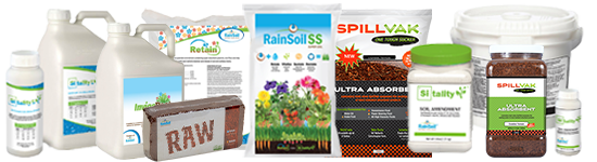 Rain Soil Product Selection