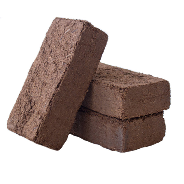 Compressed Coir Growing Media Bricks