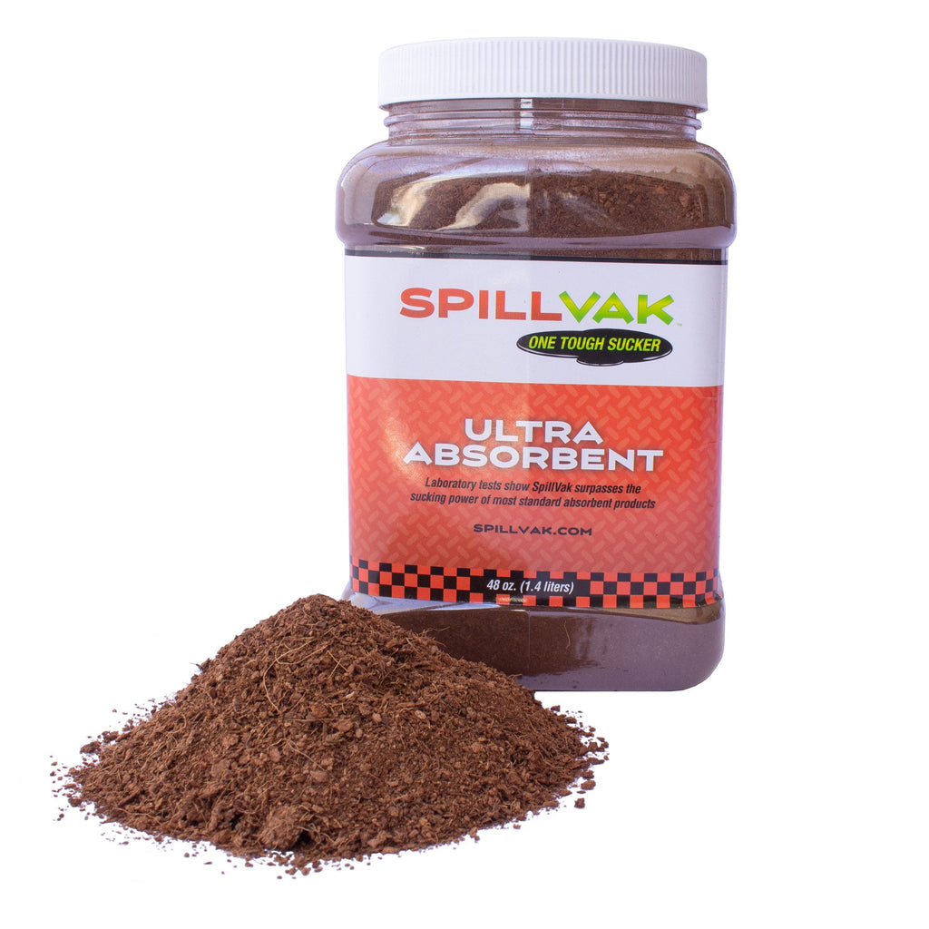 SpillVak Loose - 48 oz Trial grip jar