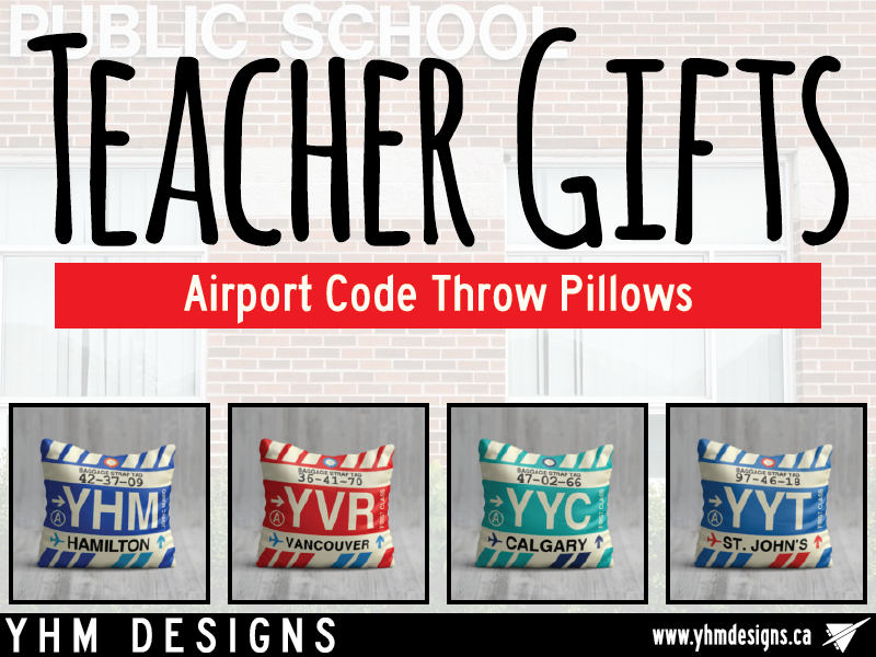 End-of-Year Teacher Appreciation Gifts - Canada - YHM Designs