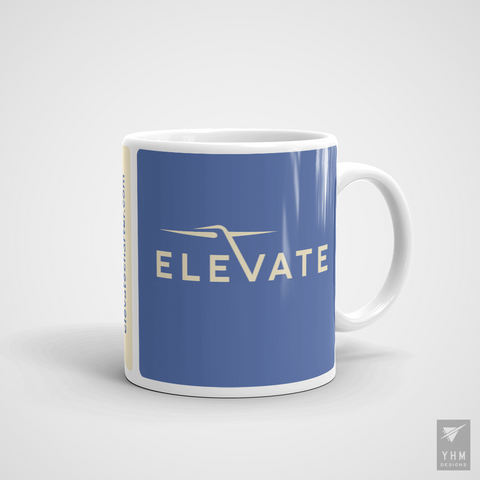 Elevate Coffee Mug - City-Themed Products - YHM Designs