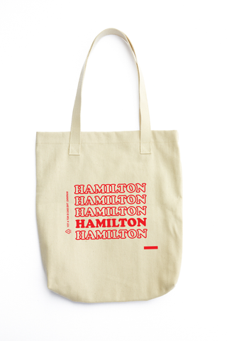 "YHM Designs - Hamilton ""Thank You Bag""-Style Tote"