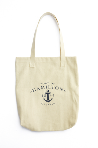 YHM Designs - Port of Hamilton Tote