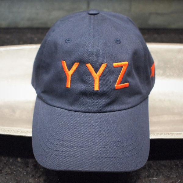 YHM Designs - Airport Code Baseball Cap 04