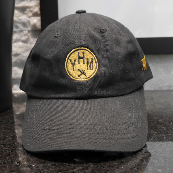 YHM Designs - Airport Code Baseball Cap 01