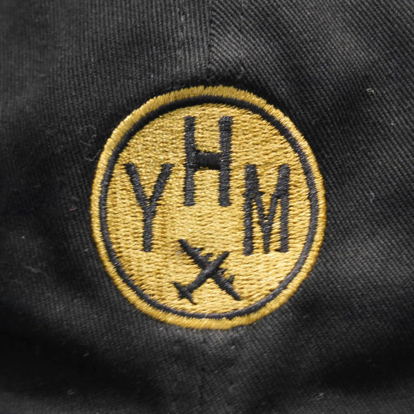 YHM Designs - Airport Code Baseball Cap 03