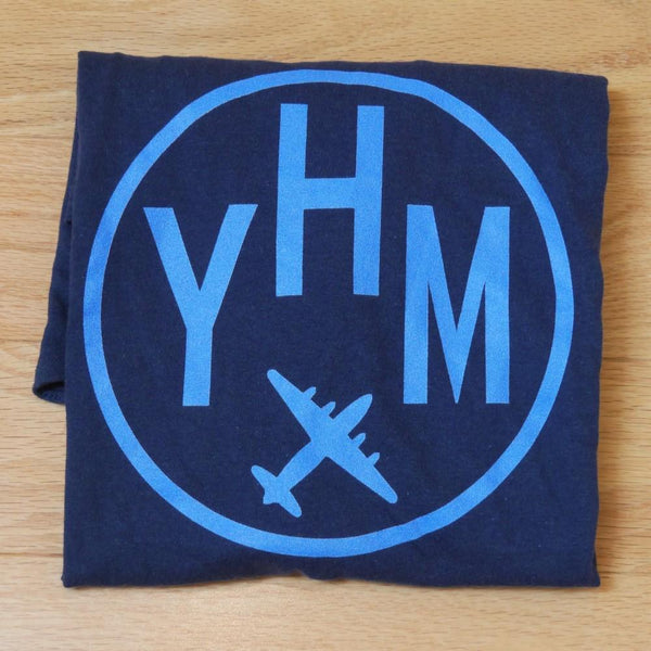 YHM Designs Airport Code Women's T-Shirt 01