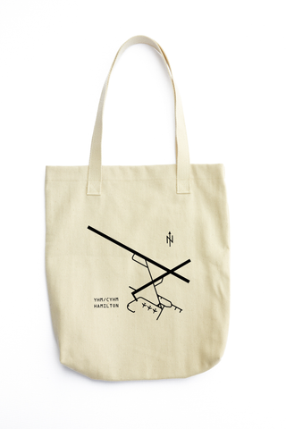 YHM Designs - YHM Airport Diagram Tote